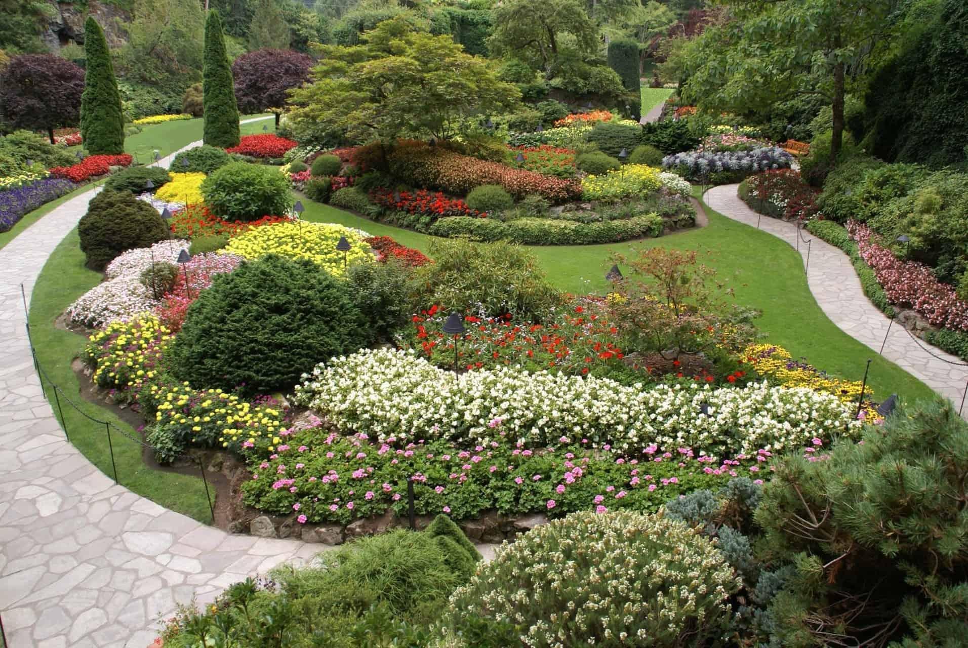 the-butchart-gardens