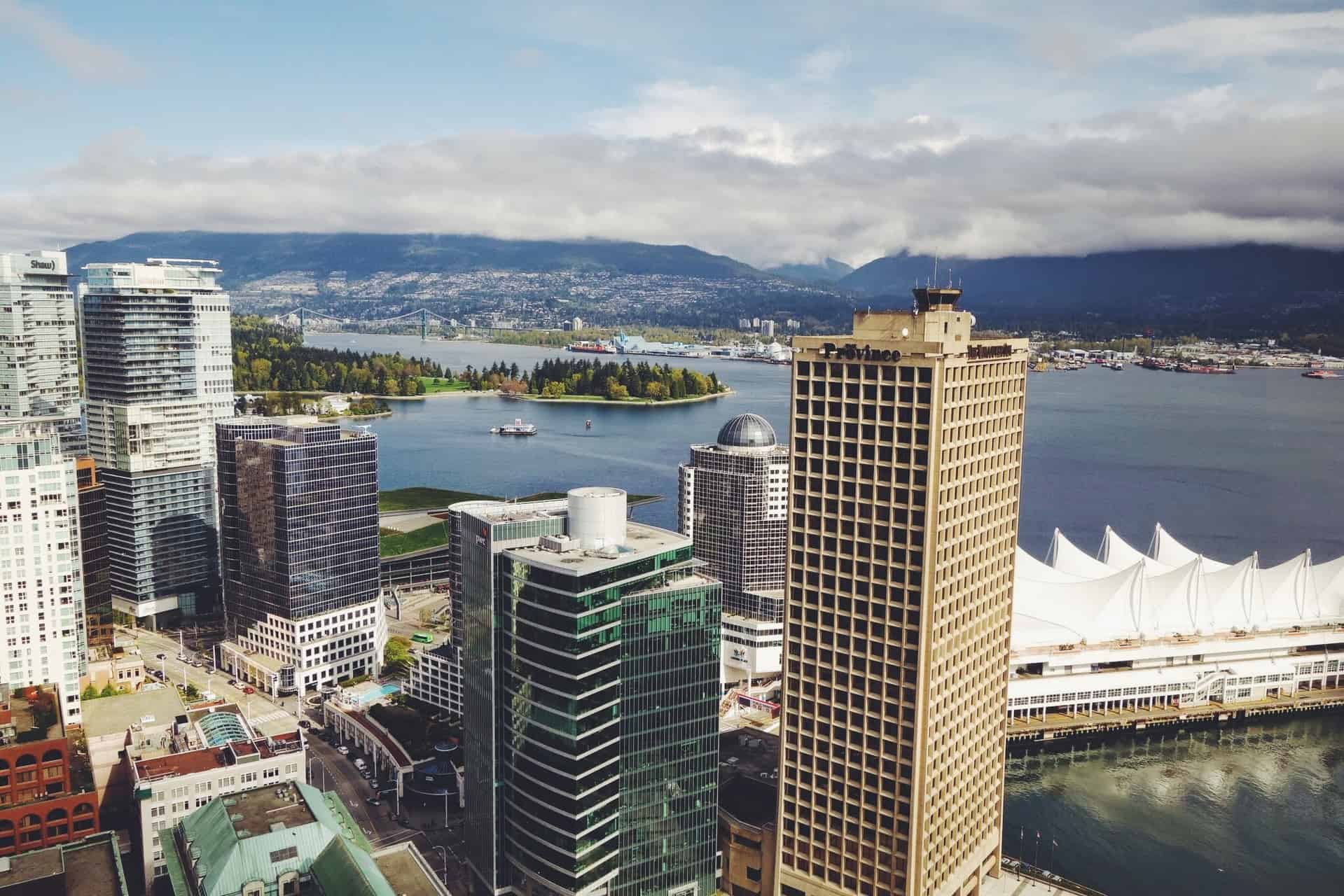 The Vancouver Lookout | Gray Line Westcoast Sightseeing