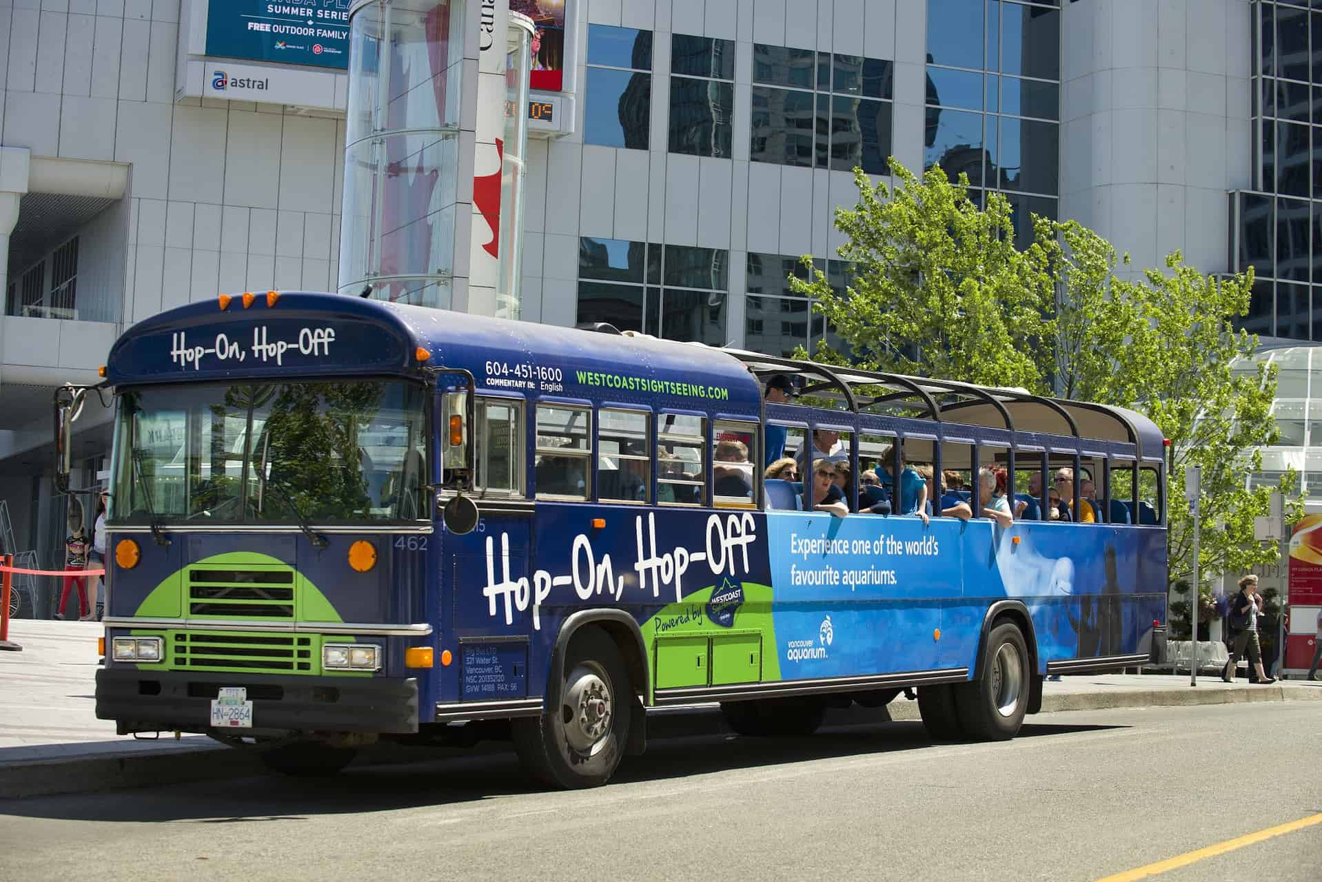 Vancouver-Hop-on-hop-off-bus